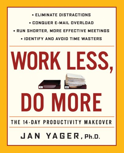 9781402748370: Work Less, Do More: The 14-day Productivity Makeover: 0