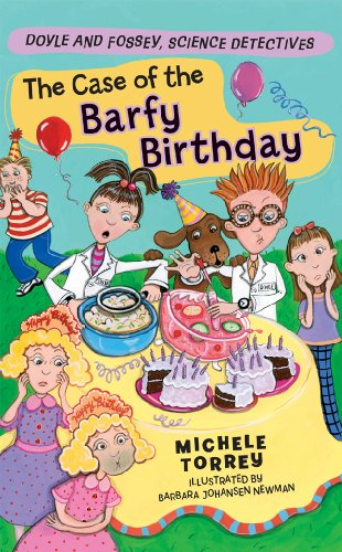 9781402749643: The Case of the Barfy Birthday (Doyle and Fossey, Science Detectives)