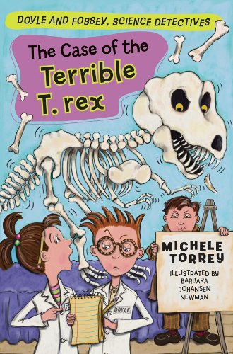 9781402749667: The Case of the Terrible T. rex (Doyle and Fossey, Science Detectives)