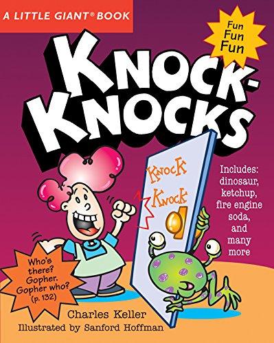 A Little Giant® Book: Knock-Knocks (Little Giant: Keller, Charles