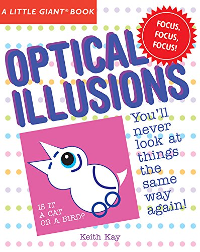 9781402749711: A Little Giant® Book: Optical Illusions (Little Giant Books)