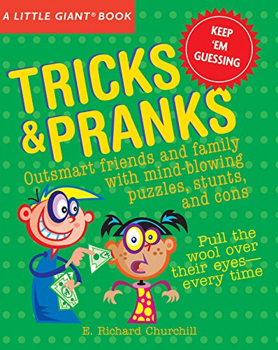 9781402749773: A Little Giant® Book: Tricks & Pranks (Little Giant Books)