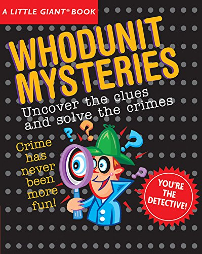 9781402749834: A Little Giant® Book: Whodunit Mysteries (Little Giant Books)
