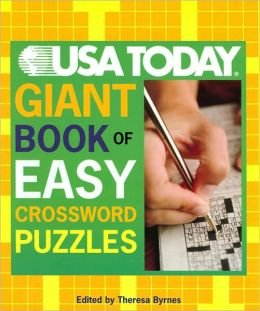 9781402749964: Usa Today Giant Book of Easy Crossword Puzzles* **, (Editor)