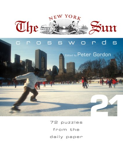 9781402750113: The New York Sun Crosswords #21: 72 Puzzles from the Daily Paper