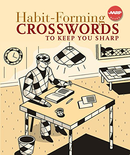 9781402750489: Habit-Forming Crosswords to Keep You Sharp (AARP®)