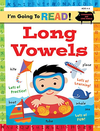 9781402750571: I'm Going to Read® Workbook: Long Vowels (I'm Going to Read® Series)