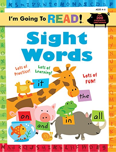I'm Going to Read® Workbook: Sight Words (I'm Going to Read® Series): Harriet ...