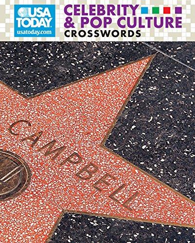 9781402750755: USA TODAY® Celebrity & Pop Culture Crosswords