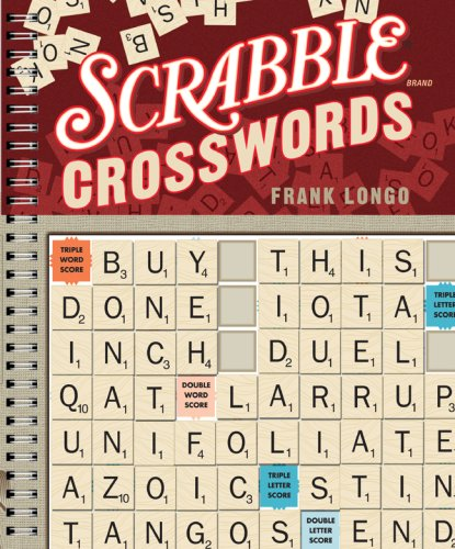 SCRABBLE™ Crosswords: Longo, Frank