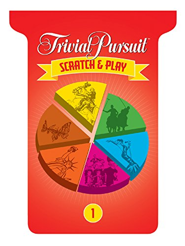 9781402750885: TRIVIAL PURSUIT® Scratch & Play #1