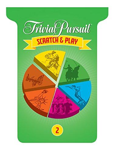 9781402750892: TRIVIAL PURSUIT Scratch & Play #2