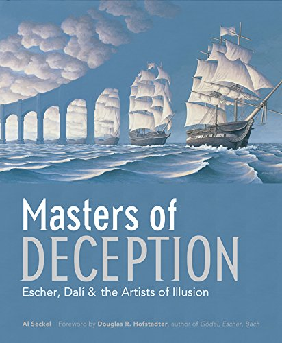 9781402751011: Masters of Deception: Escher, Dali & the Artists of Optical Illusion