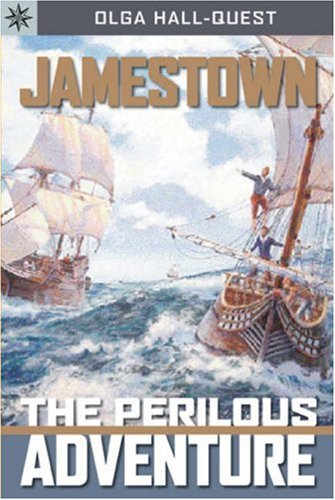 9781402751226: Jamestown: The Perilous Adventure (Sterling Point Books)