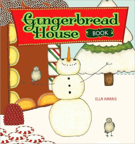 9781402751370: Bake & Build Gingerbread House Book & Kit
