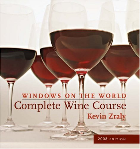 9781402751417: Windows on the World Complete Wine Course: 2008 Edition