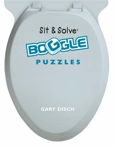 Sit & Solve® BOGGLE Puzzles (Sit & Solve® Series): Disch, Gary