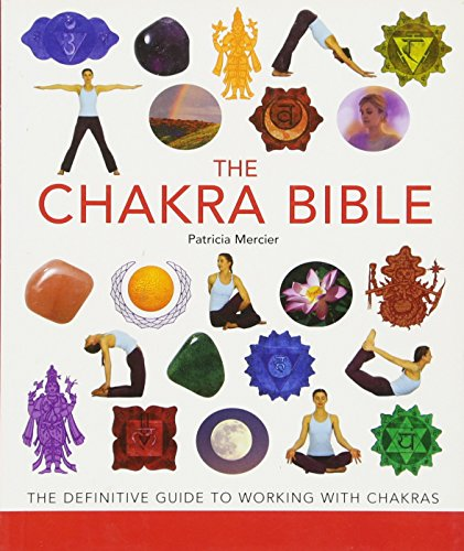 9781402752247: The Chakra Bible: The Definitive Guide to Working with Chakras