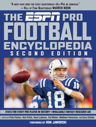 9781402752506: The ESPN Pro Football Encyclopedia