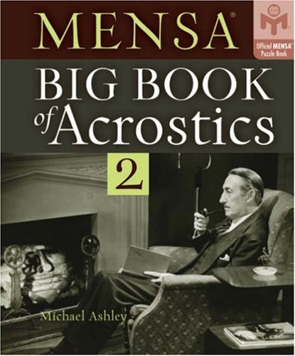 9781402752582: Big Book of Acrostics 2 (Mensa) (No. 2)