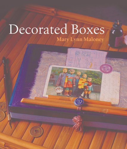 9781402752629: Decorated Boxes