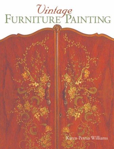 9781402752766: Vintage Furniture Painting