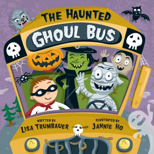 9781402753060: The Haunted Ghoul Bus
