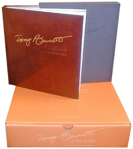 9781402753121: Tony Bennett: In the Studio (The Florentine Edition): A Life of Art & Music