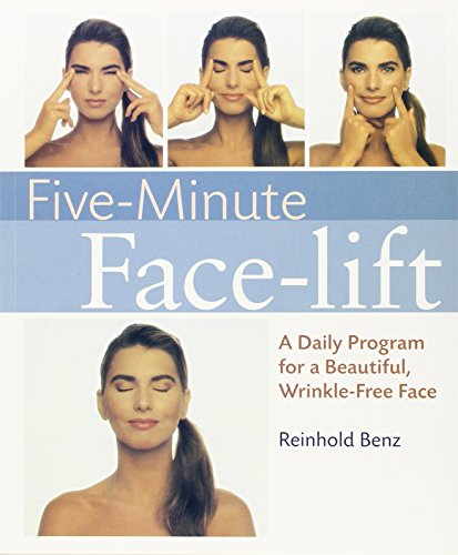 9781402753725: Five-Minute Face-lift: A Daily Program for a Beautiful, Wrinkle-Free Face