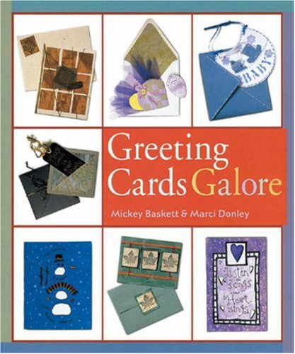 9781402753763: Greeting Cards Galore