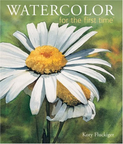 9781402753930: Watercolor for the first time®