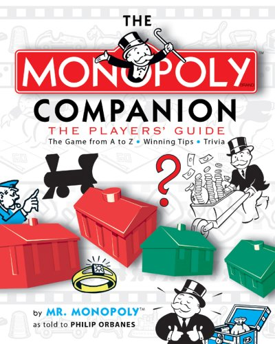 9781402754067: The MONOPOLY Companion: The Players' Guide