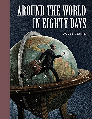 9781402754272: Around the World in Eighty Days (Sterling Unabridged Classics)