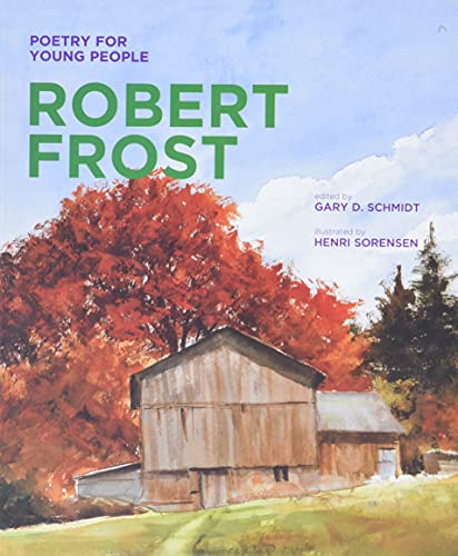 9781402754753: Robert Frost (Poetry for Young People)