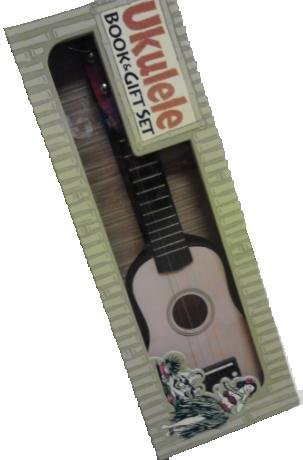 9781402754814: Ukulele Book & Gift Set [With Ukelele]