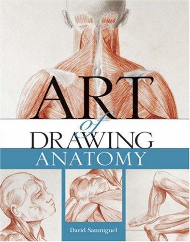 9781402755170: Art of Drawing Anatomy