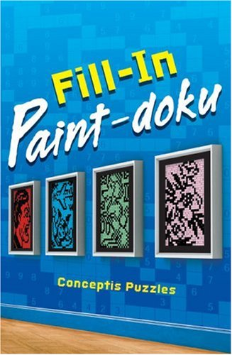 9781402755224: Fill-In Paint-doku