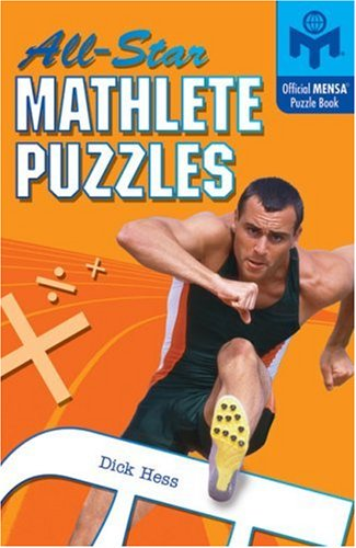 9781402755286: All-star Mathlete Puzzles (Official Mensa Puzzle Book)