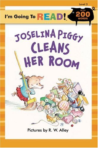 9781402756078: I'm Going to Read® (Level 3): Joselina Piggy Cleans Her Room (I'm Going to Read® Series)