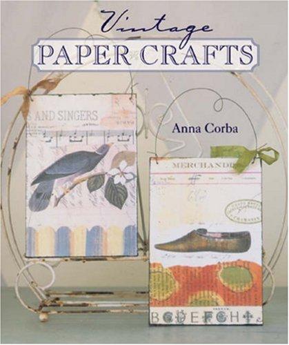 9781402756153: Vintage Paper Crafts
