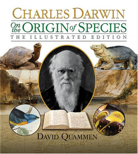 9781402756399: Charles Darwin on the Origin of Species: The illustrated edition: 0