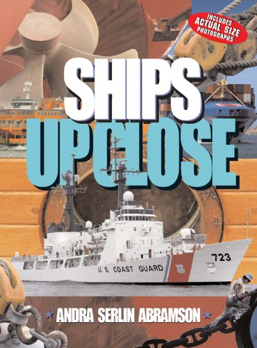 Ships up CLOSE: Andra Serlin Abramson