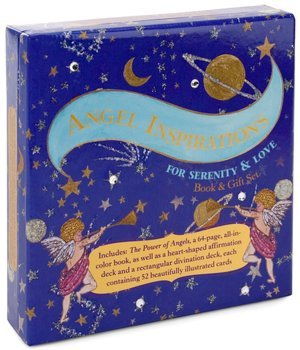 9781402756665: Angel Inspirations for Serenity and Love: Book and Gift Set Includes the POWER of ANGELS (Angel Inspirations for Serenity & Love Book and Gift Set - Includes the POWER of ANGELS)
