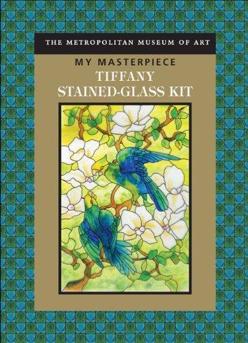 9781402757396: My Masterpiece: Tiffany Stained-Glass Kit