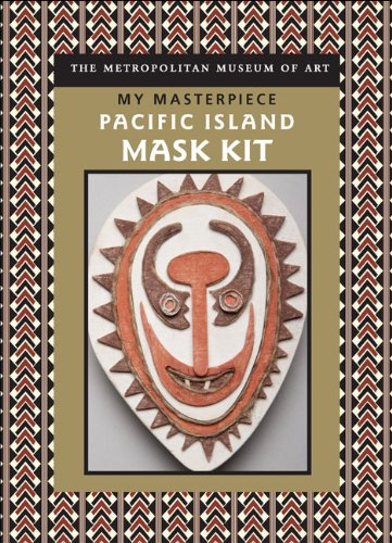 9781402757440: My Masterpiece: Pacific Island Mask Kit
