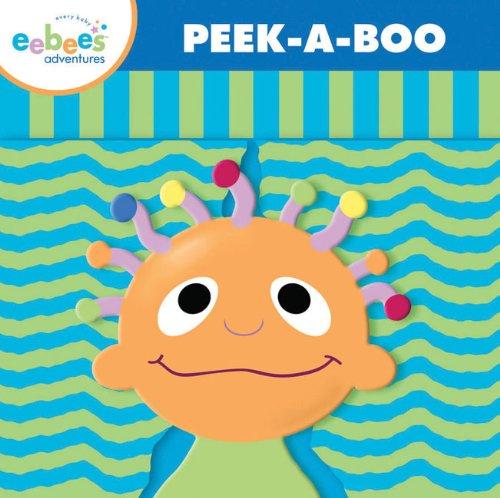 9781402757693: eebee's Peek-a-Boo Adventures (Eebee's Adventures)
