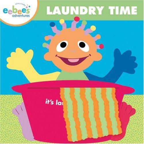 9781402757709: eebee's Laundry Time Adventures (Eebees Adventures)