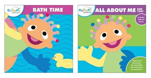 9781402757723: Hug and Splash:All About Me and You AND Bath Time Adventure (Every Baby eebee's Adventures)