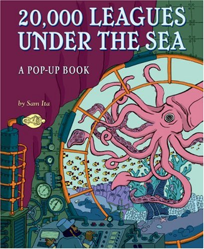 20000 LEAGUES UNDER THE SEA. A Pop-Up Book