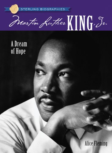 9781402758034: Sterling Biographies: Martin Luther King, Jr.: A Dream of Hope